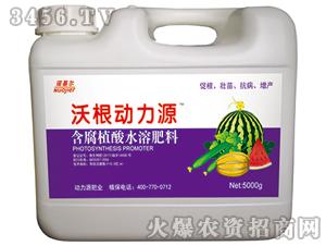 含腐植酸水溶肥料-沃根动力源-诺基尔