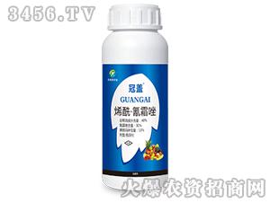 40%烯酰氰霜唑悬浮剂-冠盖-克希特