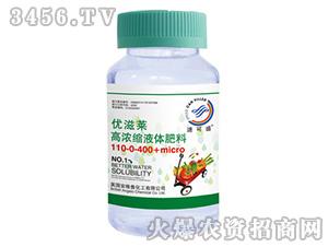 高浓缩流体特种肥料110-0-400-速可盛-爱果者