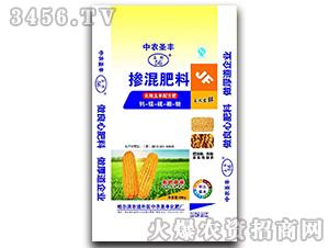 掺混肥料(长效玉米配方肥)-施垦富-中农圣丰