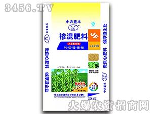 掺混肥料(大豆配方肥)-中农圣丰