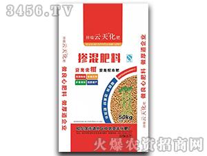 掺混肥料(豆类配方肥)-施垦富-中农圣丰