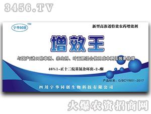 新型高渗特效农药增效剂-增效王-宇华同创