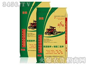 黄腐酸钾+磷酸二氢钾冲施肥-振强-林德肥业
