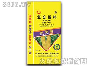 复合肥料(玉米专用肥)28-6-6-田状元
