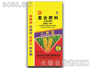 复合肥料(小麦专用肥)20-10-10-田状元