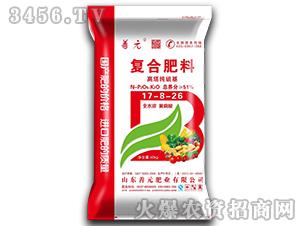 40kg高塔纯硫基复合肥料17-8-26-善元