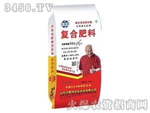 50kg螯合双重钾复合肥料12-18-6+18-沃鲁特