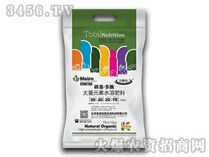 大量元素水溶肥料(平衡型)20-20-20+TE-农霖丹-泉霖铭晟