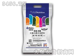 大量元素水溶肥料(高氮型)30-10-10+TE-农霖丹-泉霖铭晟