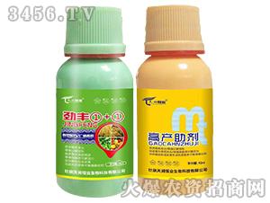 新型配方叶面肥+高产助剂-劲丰1+1-天润恒业