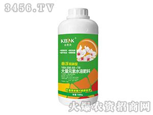 大量元素水溶肥料(悬浮高磷型)100-350-50+TE-克芭克-瑞丰田
