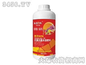 大量元素水溶肥料(悬浮高钾型)100-80-320+TE-克芭克-瑞丰田