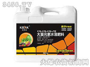 5kg大量元素水溶肥料(悬浮平衡型)170-170-170+TE-克芭克-瑞丰田