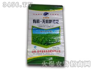40kg有机无机复混肥(茶叶专用)16-0-2-宝丰