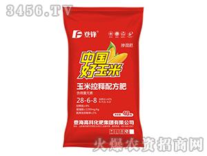玉米控释配方肥28-6-8(中国好玉米)-登锋-登海高科