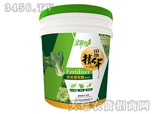 叶菜类专用氨基酸水溶肥-田地精华-中盛肥业