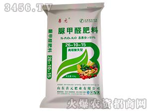 脲甲醛肥料26-10-15-善元