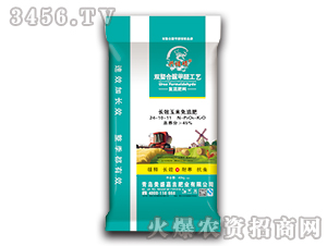 长效玉米免追肥24-10-11-兴福硕-福硕肥业
