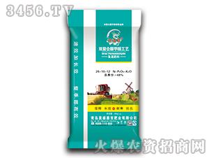 复混肥料26-10-12-兴福硕-福硕肥业