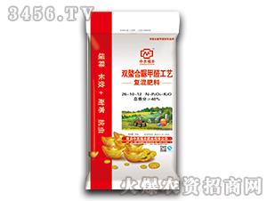 复混肥料26-10-12-中农福丰-福硕肥业