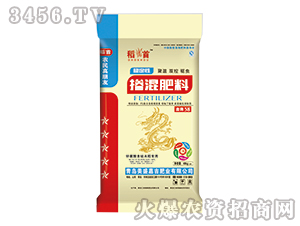 40kg掺混肥料(锌腐酸含硅水稻专用)-稻首-福硕肥业