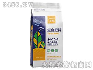 高活性腐植酸复合肥料24-20-6-嘉顺-保利化肥