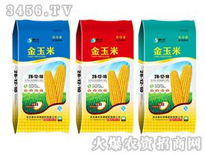 玉米专用缓控释肥料-金玉米-富川