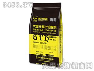 硝基高钾型大量元素水溶肥料12-6-40+TE-贵天化