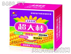 玉米专用叶面肥-超大棒-茗益