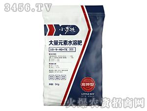 高钾型大量元素水溶肥10-9-40+TE-小男孩
