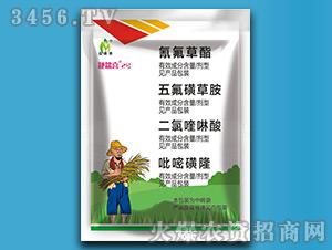 水稻田除草剂-粳稻喜2号-众禾丰