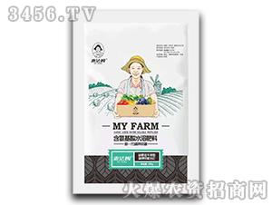 含氨基酸水溶肥(磷钾锌硼)-麦法姆-安翔雨竺