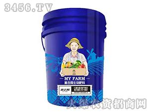 复合微生物肥料(蓝)-麦法姆-安翔雨竺