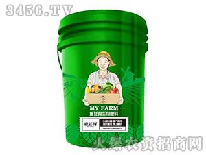 复合微生物肥料(绿)-麦法姆-安翔雨竺