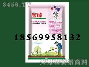 桔梗、沙参、木香桔梗科中药材除草剂-宝瑞
