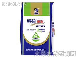 大量元素水溶肥14-36-10-TE-肥源-绿动