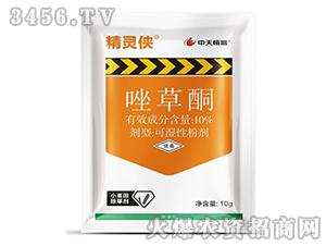 10%唑草酮可湿性粉剂-精灵侠-中天恒信