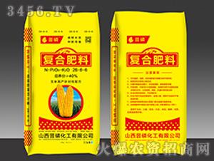 复合肥料28-6-6-晋磷