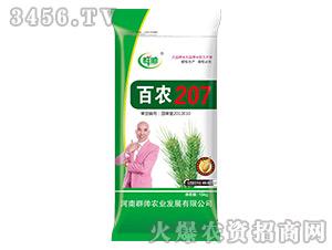 15kg百农207-小麦种子-群帅农业
