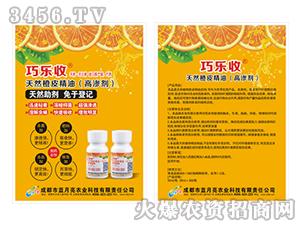 天然橙皮精油(单页)