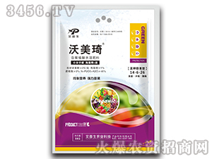 高钾膨果型含腐植酸水溶肥料14-6-26-沃美琦-艾普生