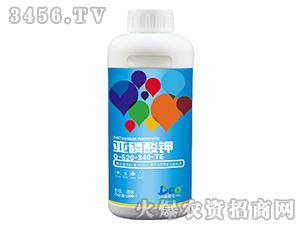 亚磷酸钾0-520-340-TE叶面肥-喜得宝