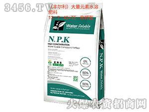 高钾型大量元素水溶肥料13-7-40+TE-丰尔利