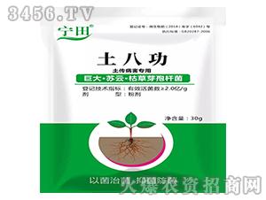30g土八功(土传病害