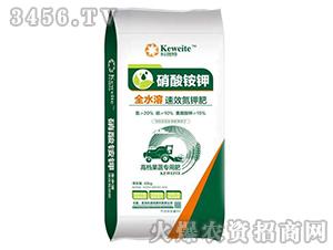 硝酸铵钾(全水溶速效氮钾肥)-科微特