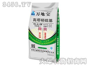 硝硫基高塔复合肥15-4-28-万地宝-中盛肥业