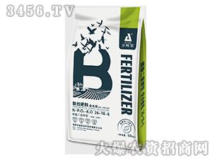 50kg高塔复合肥26-16-6-万地宝-中盛肥业