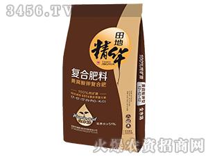黄腐酸钾复合肥料17-17-17-田地精华-中盛肥业