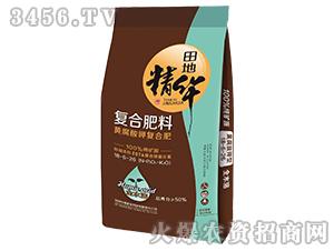黄腐酸钾复合肥料18-6-26-田地精华-中盛肥业